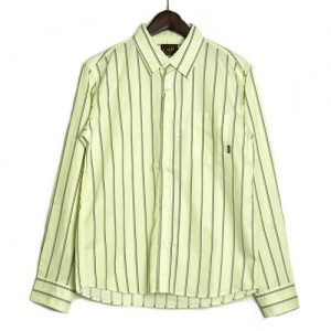 CALEE-stripe-shirt