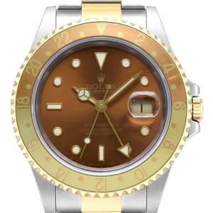 ロレックス-GMTマスター2-16713