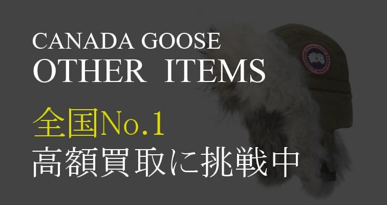 カナダグース・その他のダウン製品-買取No.1に挑戦中