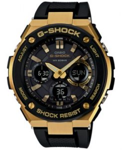デジタル腕時計の画像