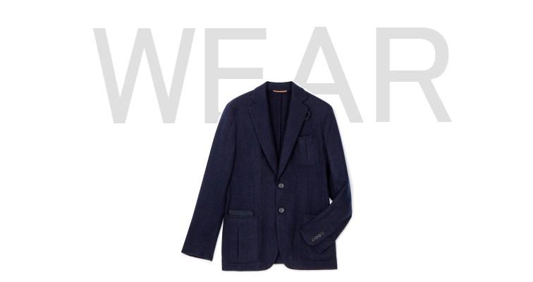 ベルルッティ-服(ジャケット)の画像