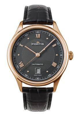 自動巻き腕時計の写真