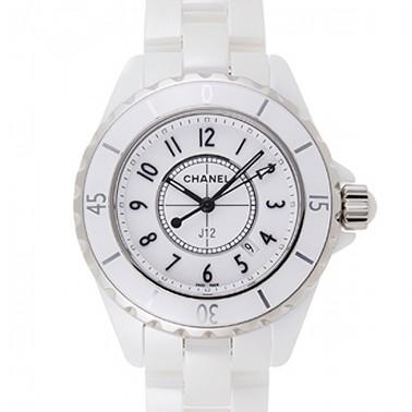 シャネルの腕時計の画像