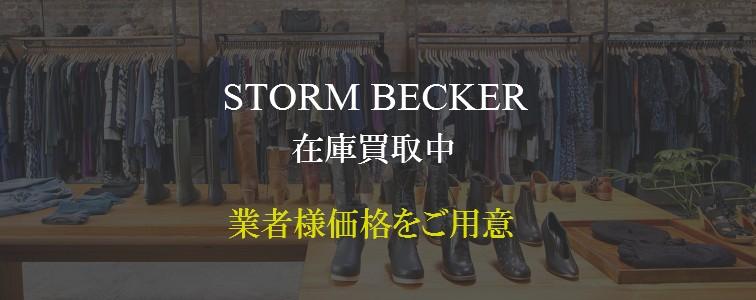 stormbecker-在庫買取中