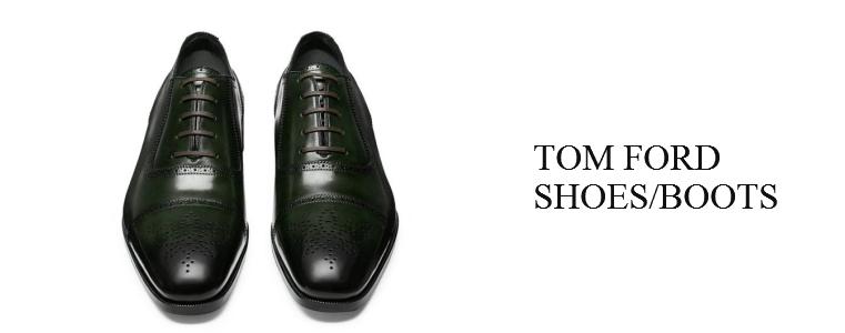 トムフォード-シューズ(靴)・ブーツ