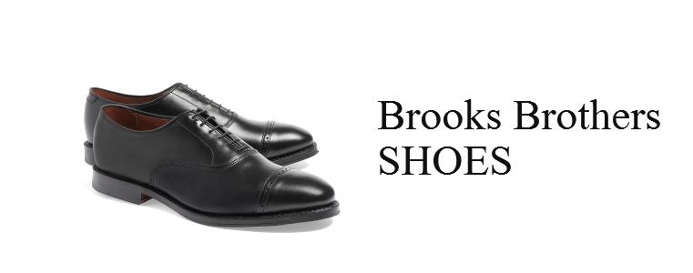 ブルックスブラザーズ・靴