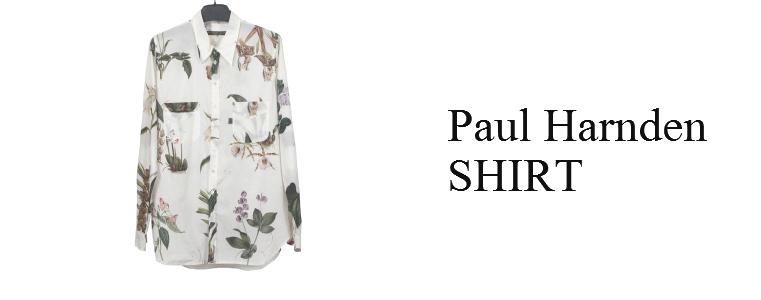 ポールハーデン・シャツ
