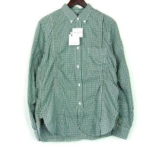 コムギャルソン-ギャザー入りシャツ