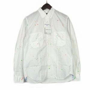 コムデギャルソン-ボタンダウンシャツ