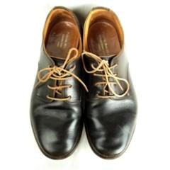 汚れている靴