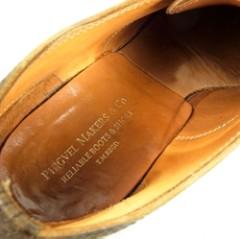 スレや使用感w感じる靴の中