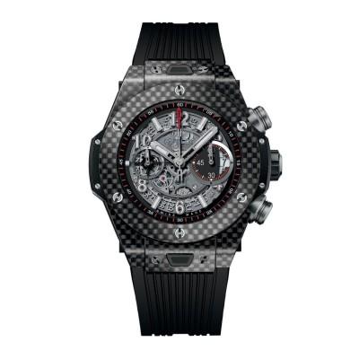 カーボンを使った腕時計