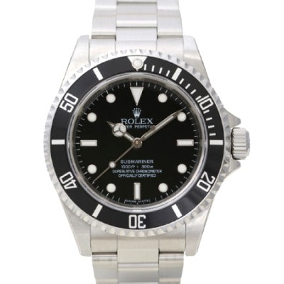 ダイバー用の腕時計