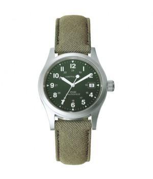 グリーンベルトのカーキ(腕時計)の画像