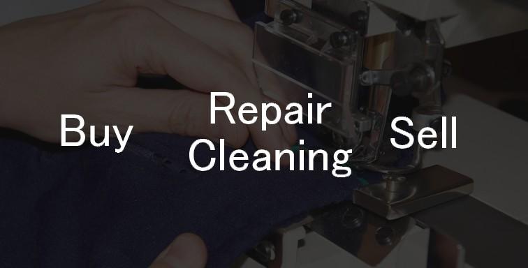 Repair-cleaning