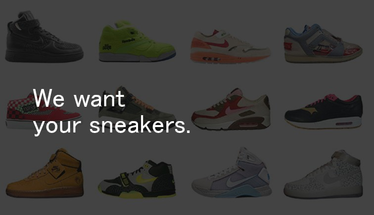we-want-your-sneakers.