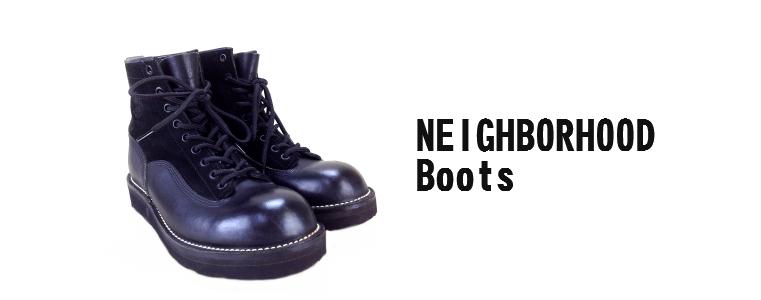 ネイバーフッド-ブーツ