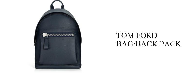トムフォード-バッグ・バックパック