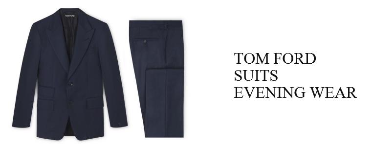 トムフォード-スーツ