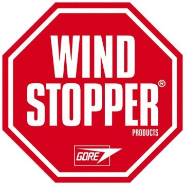 ウィンドストッパーのロゴの画像