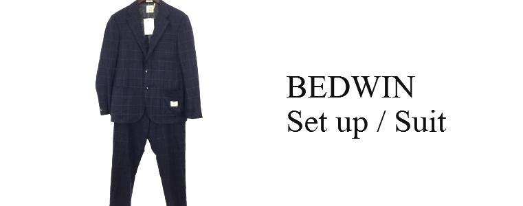 ベドウィン・セットアップ・スーツ