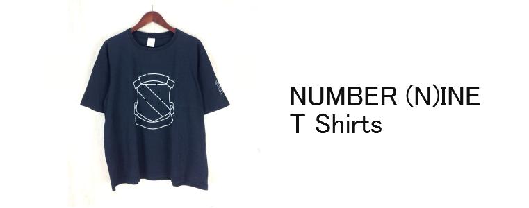 ナンバーナイン-Tシャツ