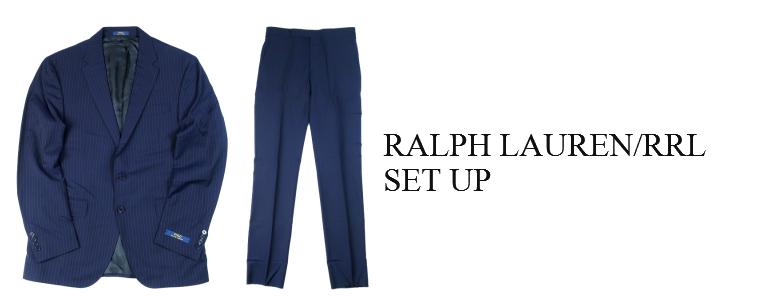 ラルフローレン/RRL-セットアップ